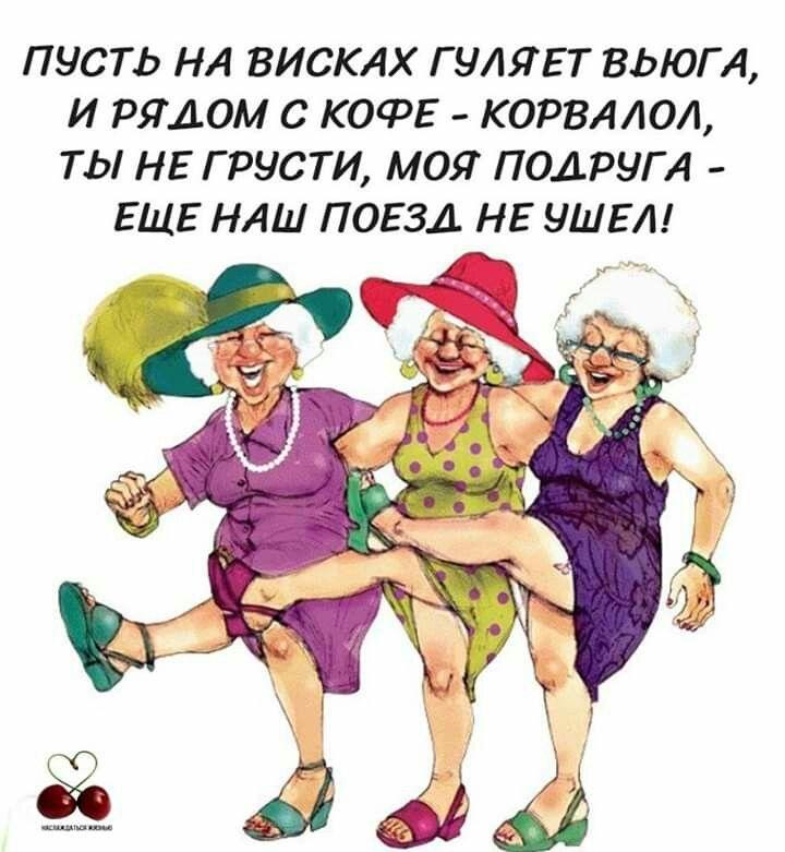 прошу картинка с днем пожилых людей шуточное смогут заказать