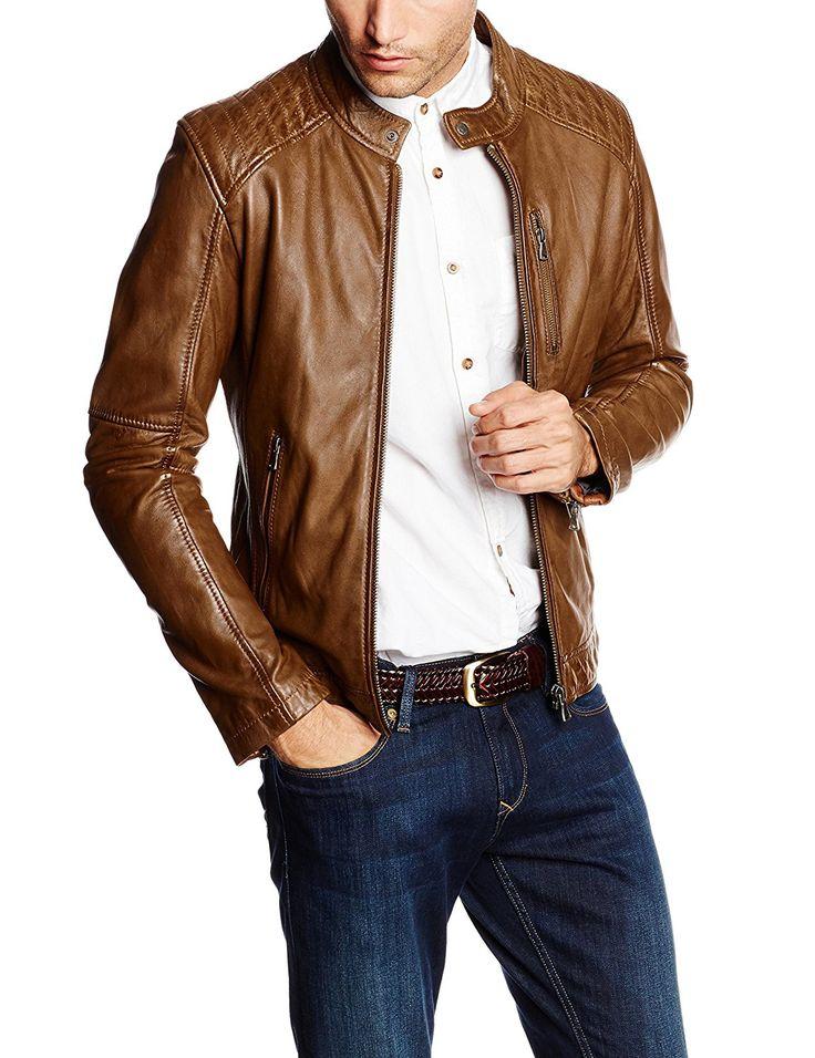 Oakwood 62058, Manteau Homme, Marron (Tabacco), X-Large (Taille Fabricant: XL): Amazon.fr: Vêtements et accessoires