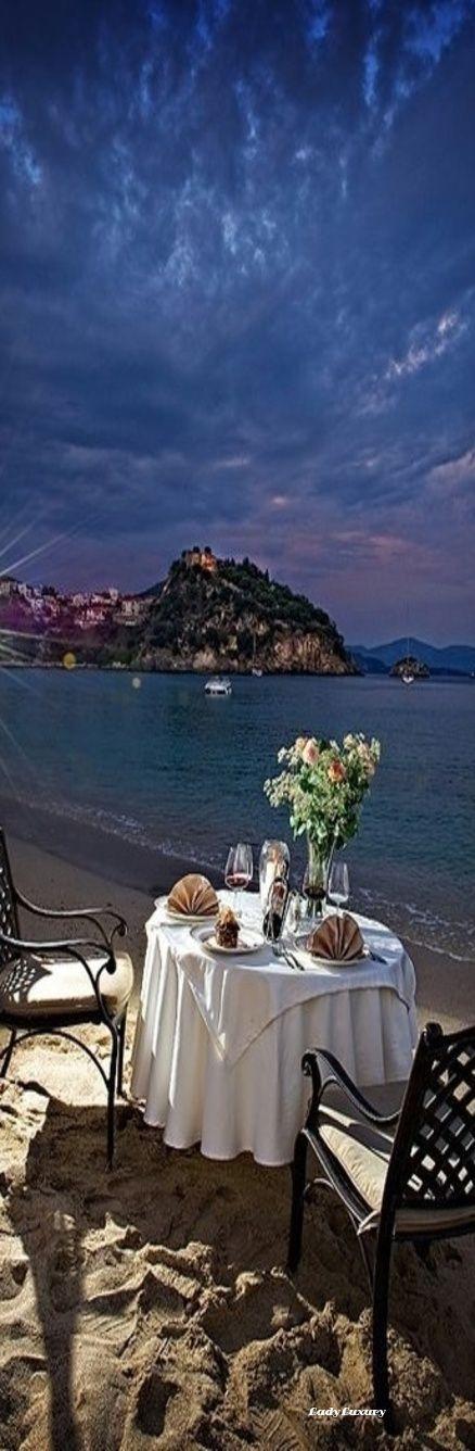 Luxury In Parga, Greece- Alfresco