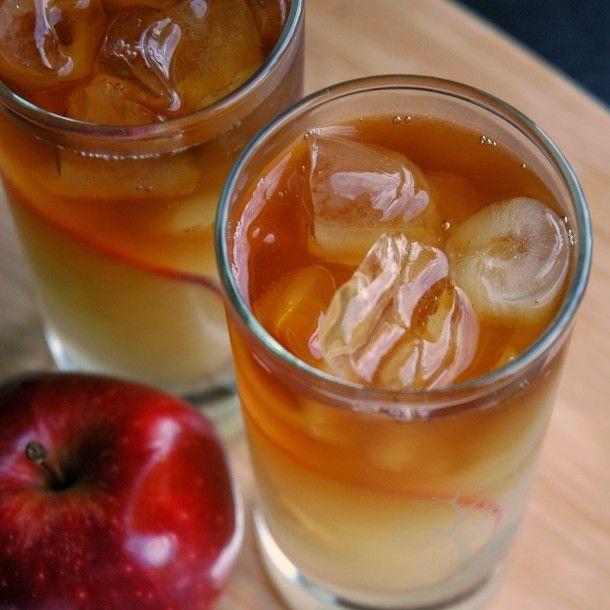 Sinister Cider Cocktail Recipe — Dishmaps