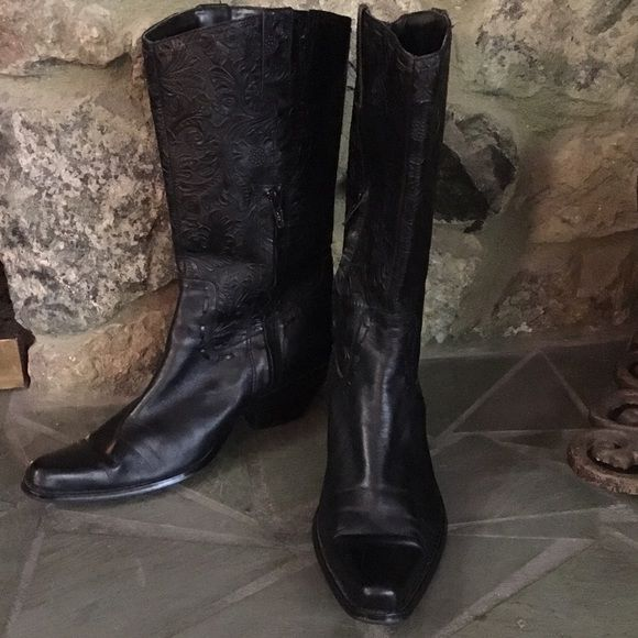 I just discovered this while shopping on Poshmark: COLDWATER CREEK Cowgirl Western Boots. Check it out!  Size: 9
