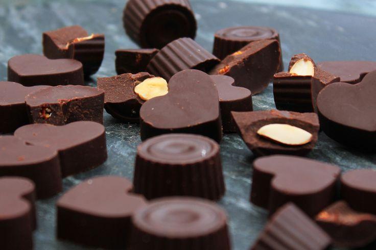 Easy Delicious & Healthy Chocolate