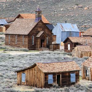 Touring Mammoth Lakes' Ghost Town | Travel + Leisure