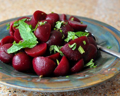 Refrigerator Pickled Beets, no canning required, keeps for weeks. | Recipe and tips at Kitchen Parade