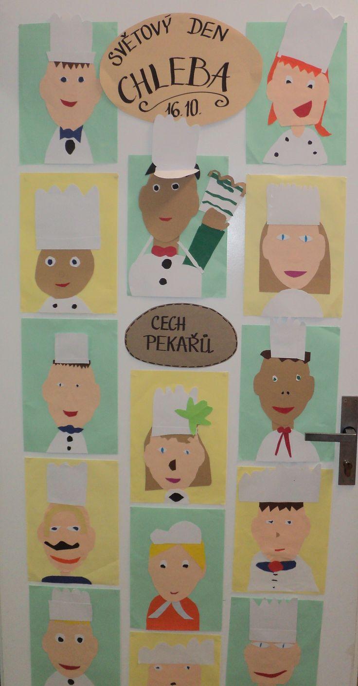 Pekař - Světový den chleba