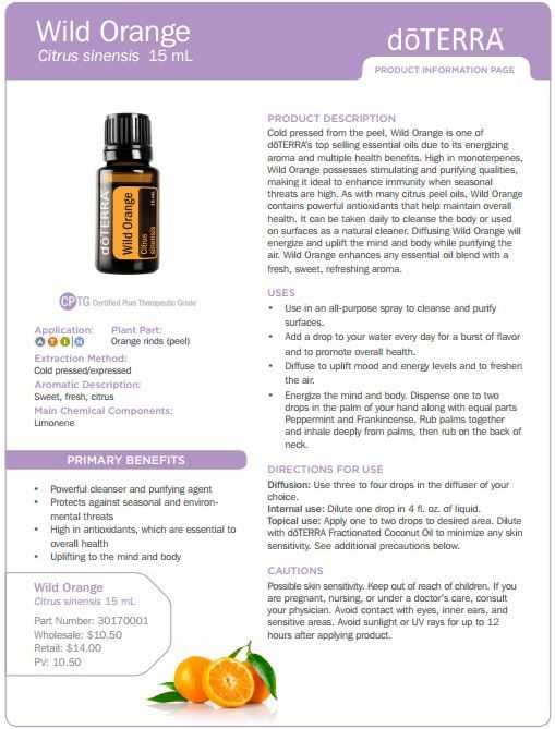 It has wild orange and a bunch of other great oils. Description from mynaturalfamily.com. I searched for this on bing.com/images