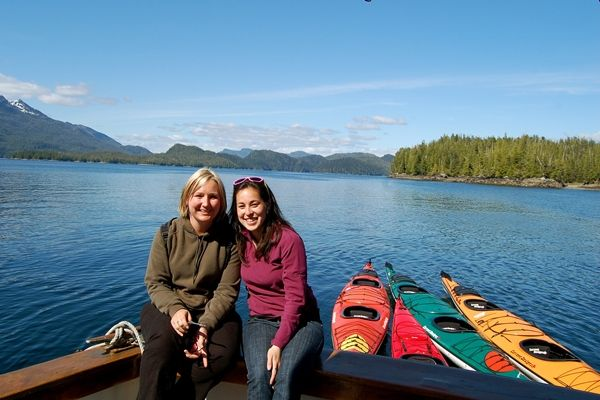 Packing list for your trip to Alaska! Come visit! :-)