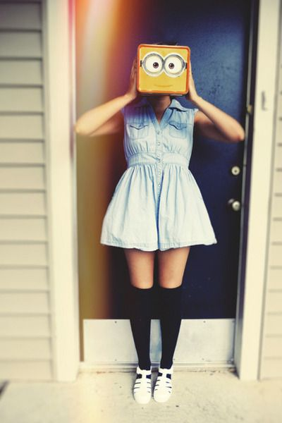 Minion Lunch Box :3