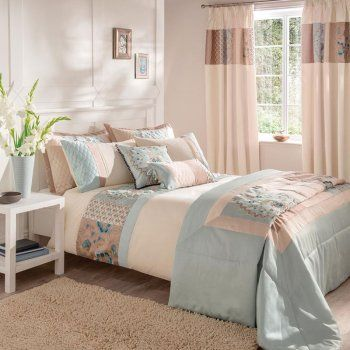 DUck Egg Blue bedroom themes