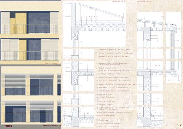 Concorso di Progettazione di Housing Sociale IL BORGO SOSTENIBILE