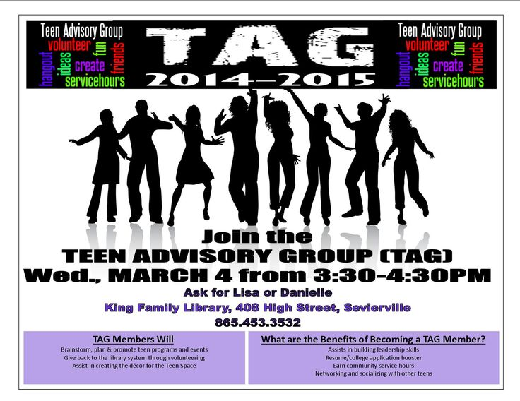 Tag Advisory Group 94