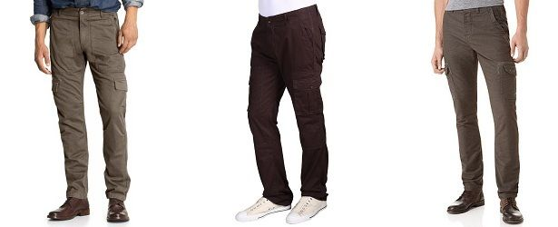 Slim fitting cargo pants? Yes, I would like to wear those.