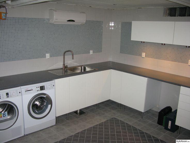 renovering av tvättstuga - Ett inredningsalbum på StyleRoom av eljotrend