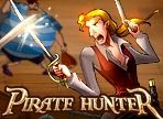 "Pirate Hunter - http://www.littlemonstersgames.com/pirate-hunter/ - Description  Join with the notorious Pirate Hunter as he dons his trusty sword, and sets sail on an adventure to the edge of the world, in a bid to rid the oceans of blood-thirsty pirates. Grapple your way aboard the pirate ships and defeat every last one who has ever said ""Arrrggghhh, M..."