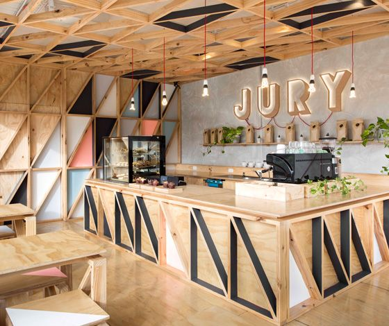 Jury Cafe by Biasol Design Studio, photos: Martina Gemmola