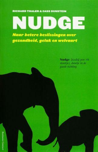 Nudge - Cass Sunstein