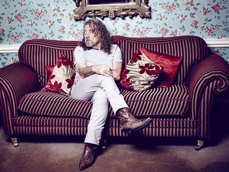 Robert Plant's new album, lullaby and... The Ceaseless Roar, comes out Sept. 9.