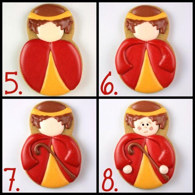 LilaLoa: Nativity Cookies