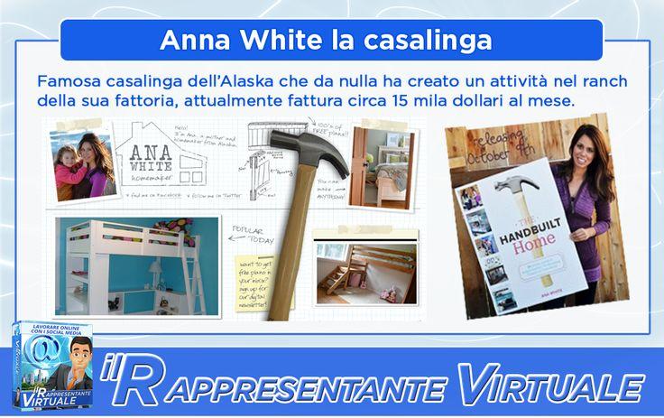 Anna White la casalinga..