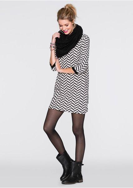 Žakárové šaty Roztomilé šaty s • 899.0 Kč • bonprix