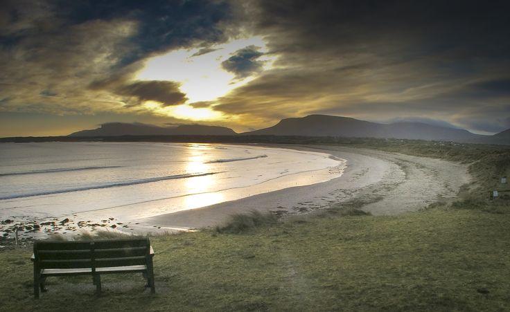 Longing on Mullaghmore Head, County Sligo