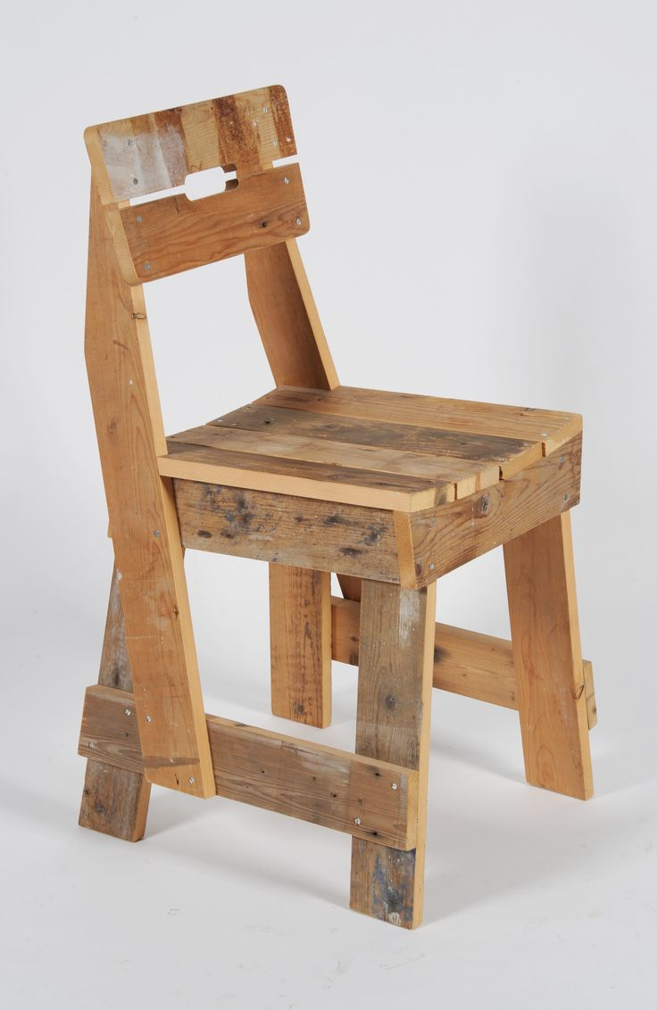 Plank Chair / Año: 2007 / Vendidas: 196