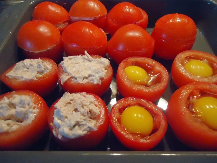 Gefüllte Tomaten... Das Leibgericht meiner ganzen Familie.   Nicht nur das dieses Gericht alle erdenklichen Spielräume lässt, es ist auch ...