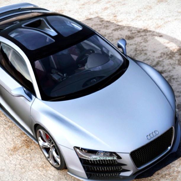 Sensational Audi R8