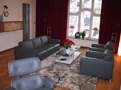 Citterio Sofa