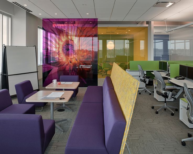9 best office layout ideas team images on pinterest for Innovative office design