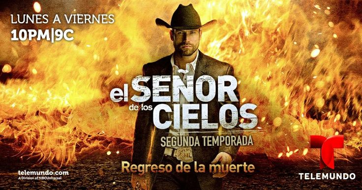 #ElSeñorDeLosCielos2