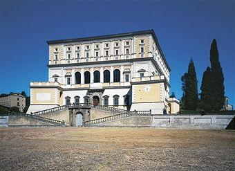 Palazzo Farnese, Caprarola - Vignolia