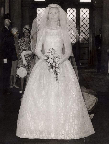 theimperialcourt:  Katherine Worsley, The Duchess of Kent, on her Wedding Day, 1961