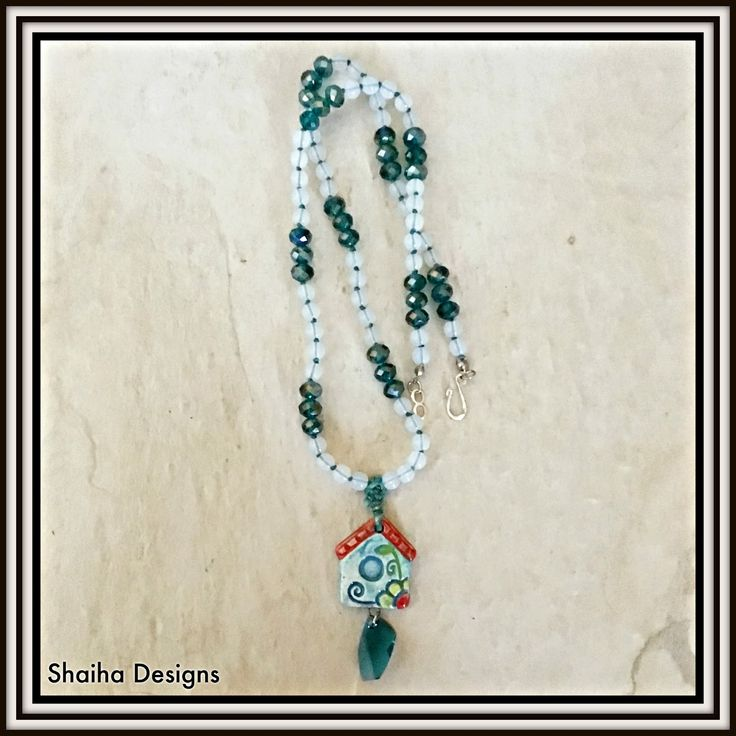 Shaiha's Ramblings: Art Bead Scene May Challenge