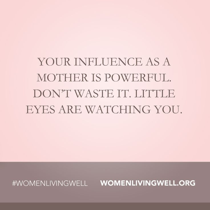 mother influence Mary wollstonecraft mary wollstonecraft, 1759-1797 both her mother's influence and her own youthful self-assertiveness should not be underestimated they clearly.
