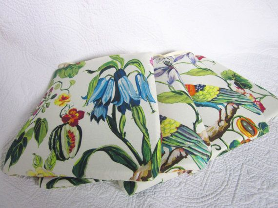 Madagascar Chair Cushion 16 X 14 1 By NewhookDesign On Etsy