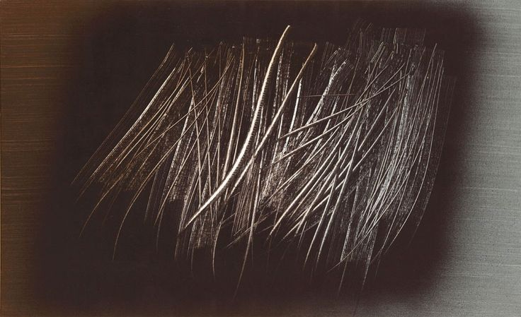 Hans Hartung, T1962 - H24, 1962, Viylique on canvas, 100x162