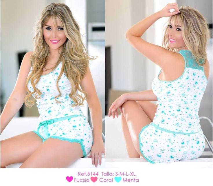 Hermosas Pijamas, varios colores y tallas.