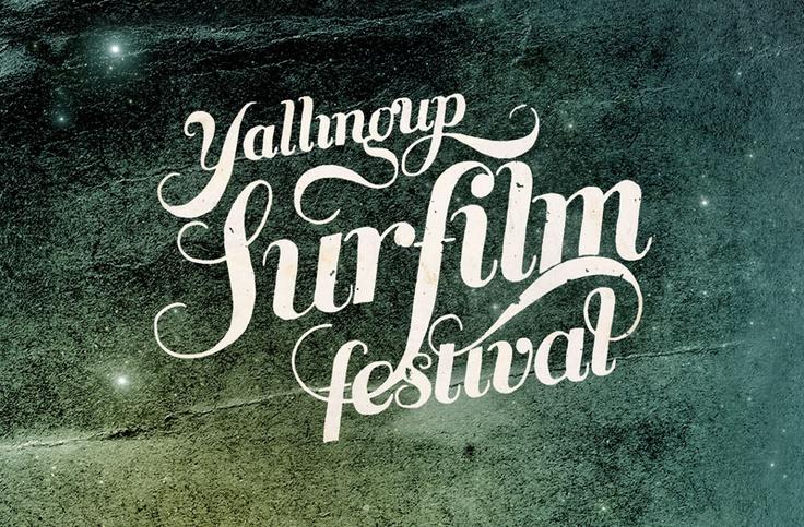 Yallingup Surfilm Festival Logotype.