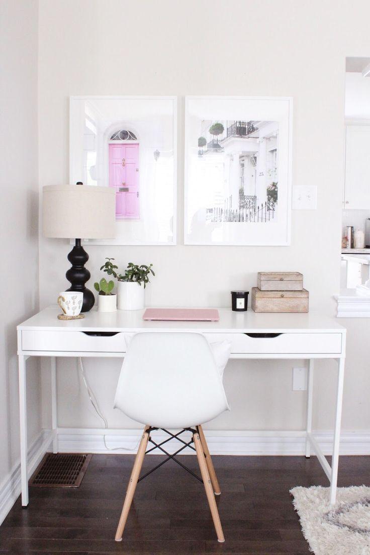 A lifestyle design blog cuartos de costura y oficina 2 for Ejemplo de dormitorio deco