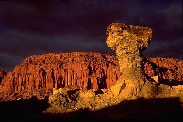 """""""""""Parque Nacional Ichigualasto"""""""" Valle de la Luna, provincia de San Juan, Argentina"""