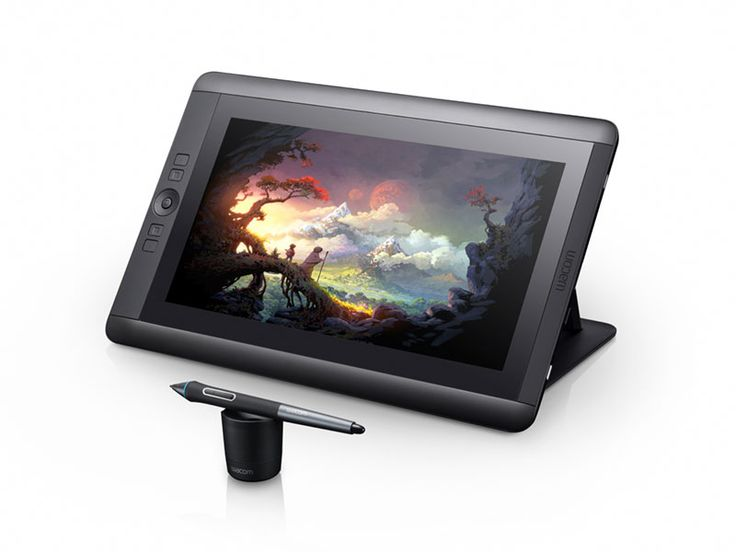 Cintiq 13HD Pen Display | Wacom. A worthy replacement for the Cintiq 12WX. Yay!