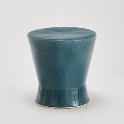 Bout de canapé, chevet, céramique, Amibi La Redoute Interieurs - Table basse