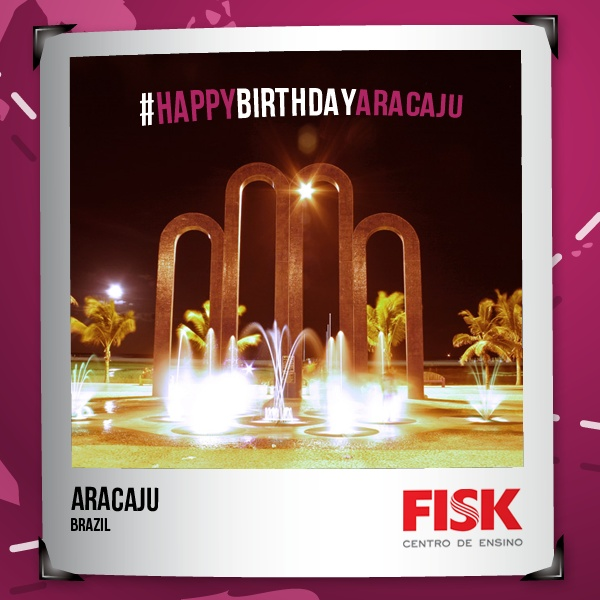 Our city! #Aracaju