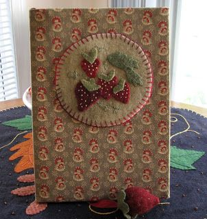 A Passion for Applique: Goodies from the Barn craft show