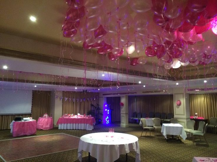 10 best 21st Birthday Decorations images on Pinterest Balloon
