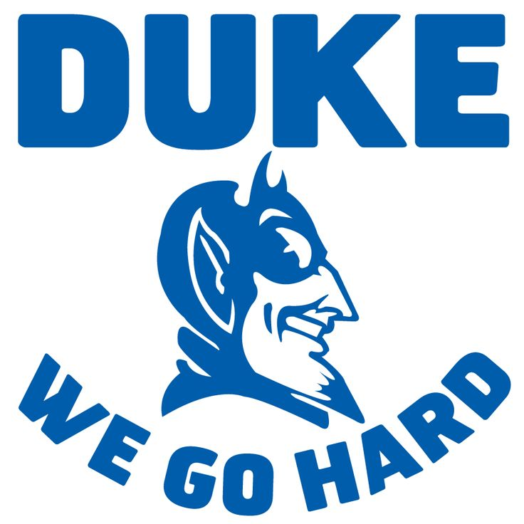 Duke Blue Devils | Frank Ozmun Graphic Design