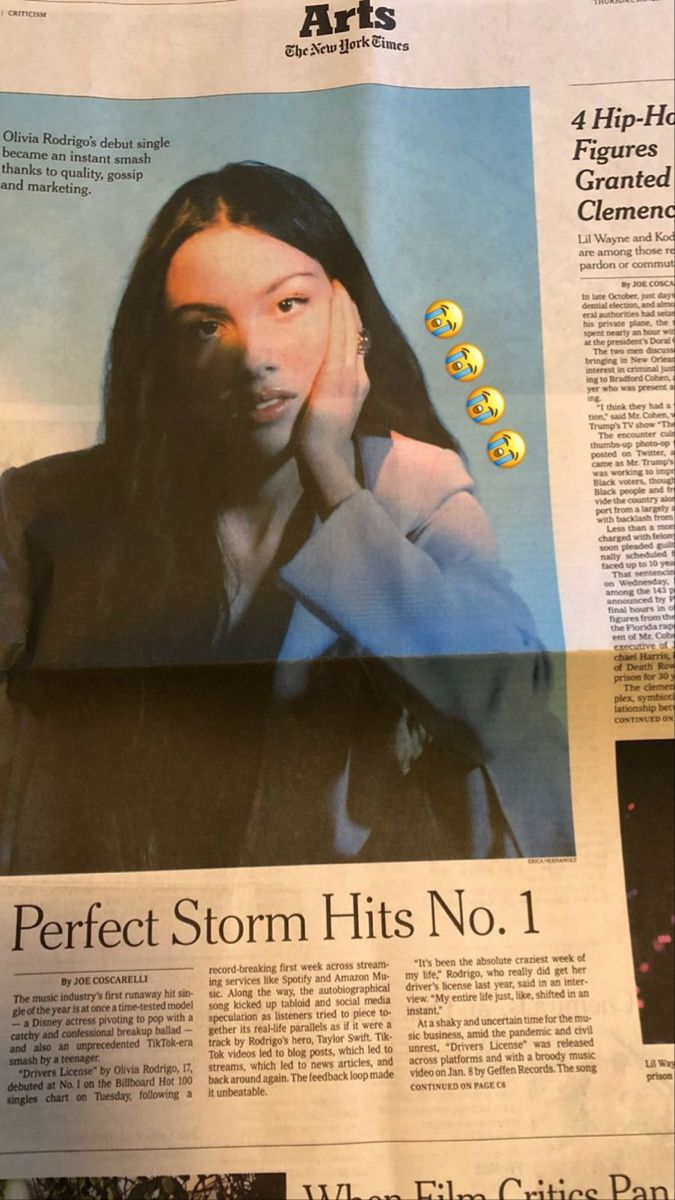 Pin By Trinh On Olivia Rodrigo 3 In 2021 Olivia Inspirational People Perfect Storm