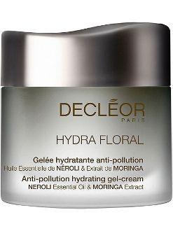DECLEOR HYDRA FLORAL Anti-Pollution Hydrating Gel-Cream - 50ml