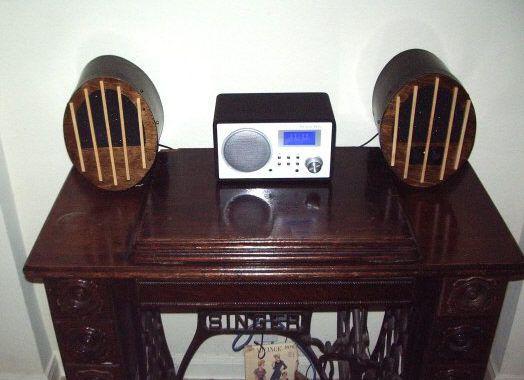 """""""Old"""" internet radio speakers"""